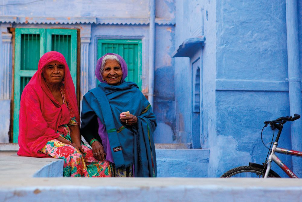 Indian Women, Jodhpur