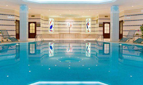 Indoor Pool, Marriott Royal Aurora