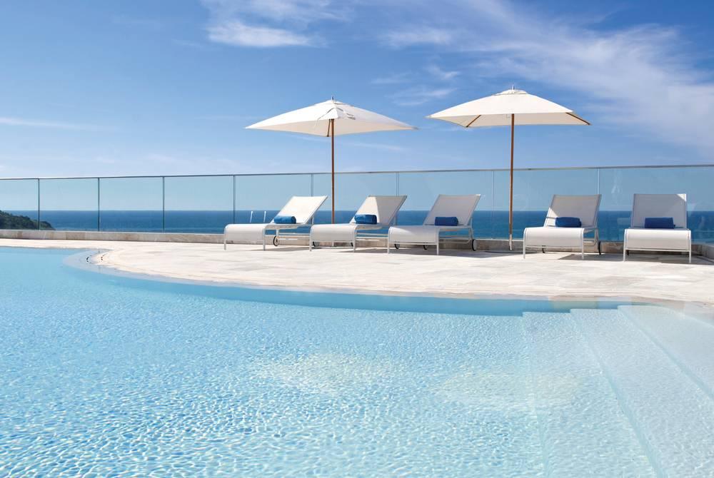 Infinity Pool, Jumeirah Port Soller Hotel & Spa