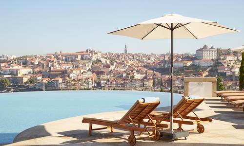 Infinity Pool, The Yeatman, Porto