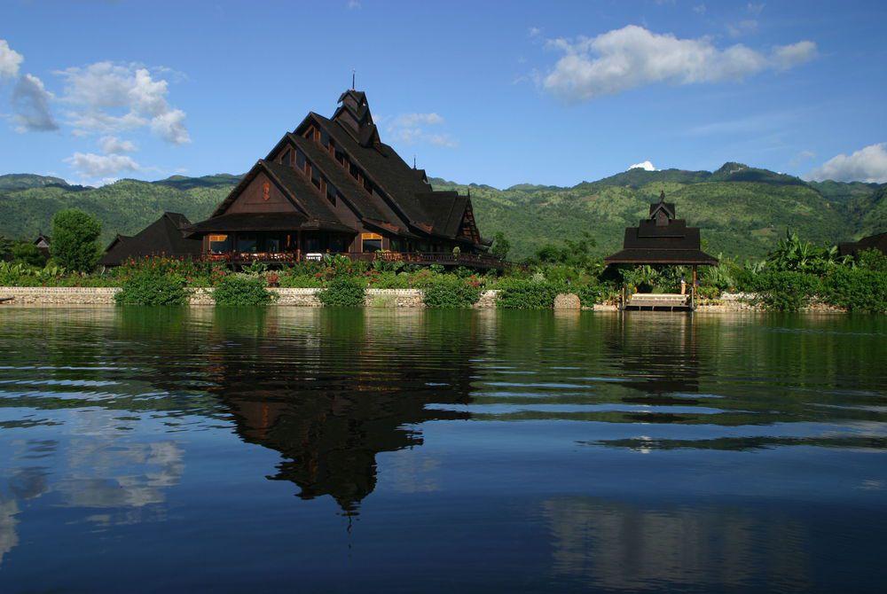 Inle Princess Resort, Inle Lake