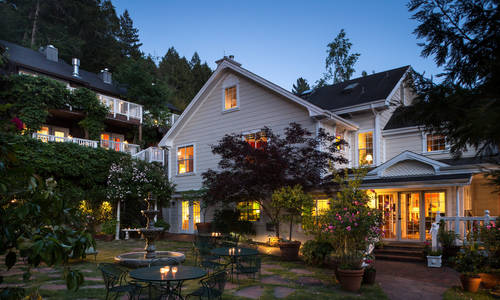 Inn at Occidental, Sonoma