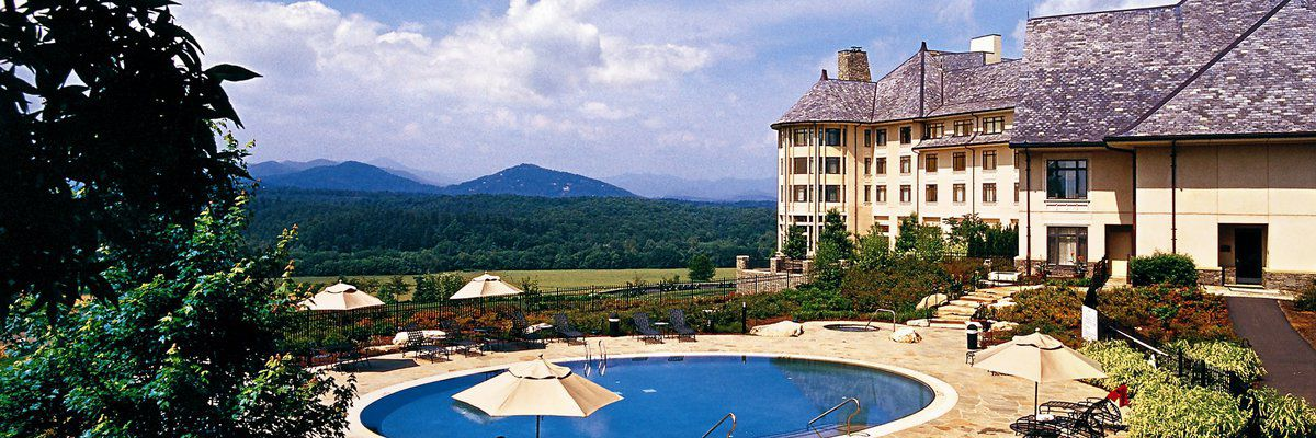 Inn on Biltmore Estate, North Carolina