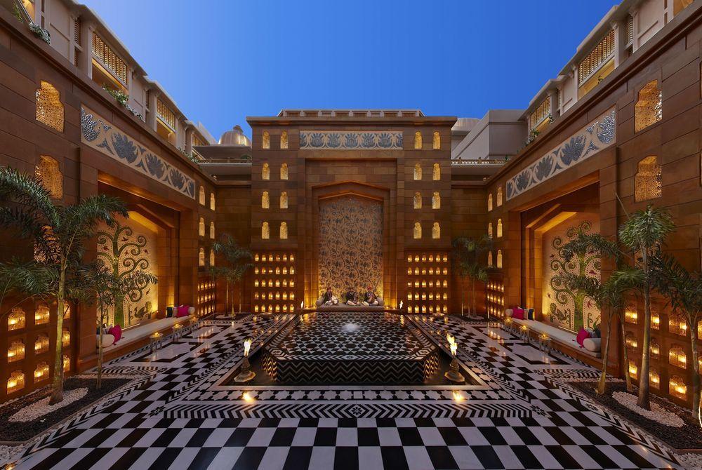 Inner Courtyard, The Leela Palace Udaipur