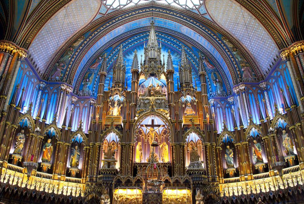 Notre-Dame Basilica, Montréal