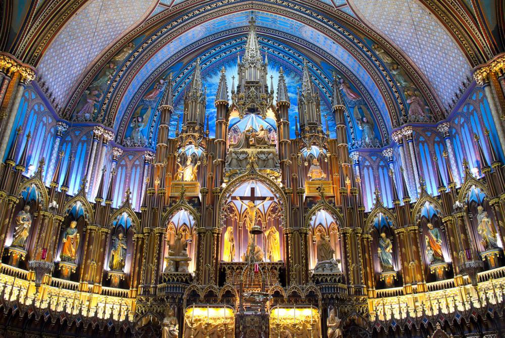 Notre-Dame Basilic, Montréal