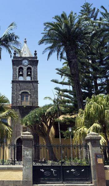 Instituto de Canarias, San Cristobal de la Laguna, Tenerife