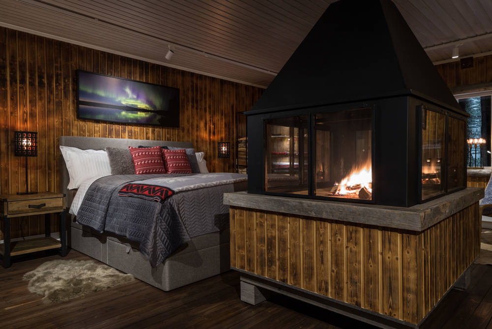 Loggers Lodge & Treehotel