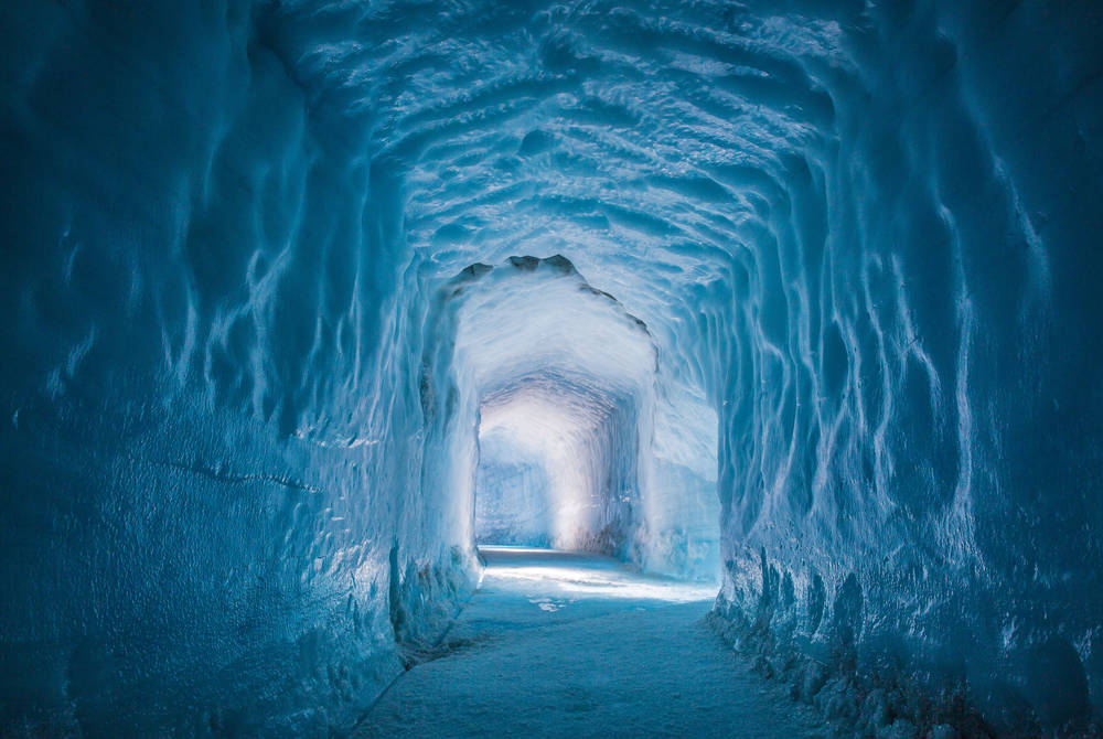 Into the Glacier optional tour