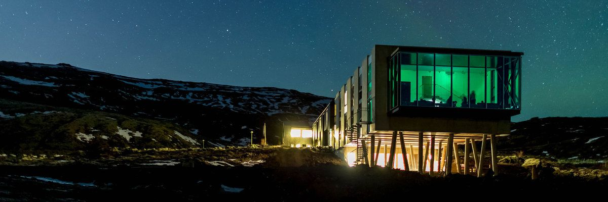 Ion Luxury Adventure Hotel, South Iceland