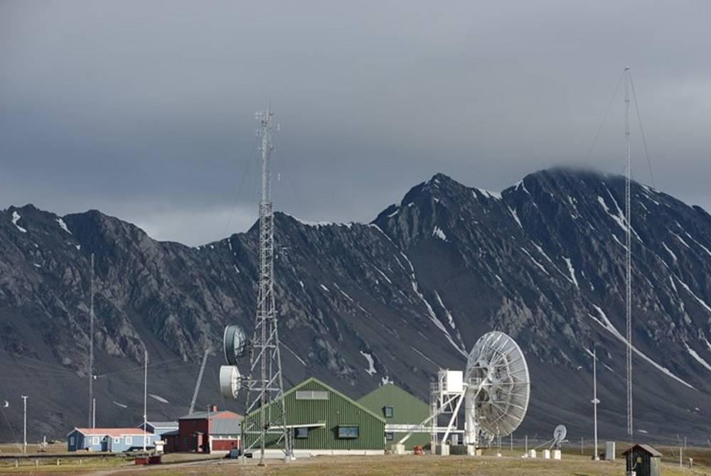 Isfjord Radio, Svalbard