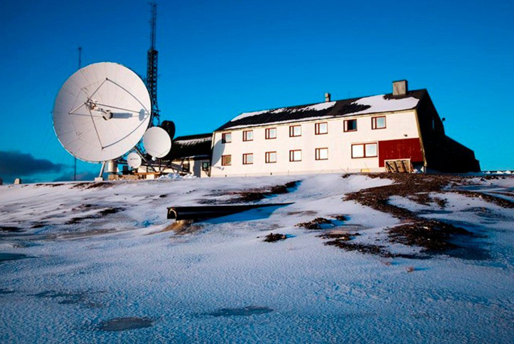 Isfjord Radio, Svalbard, Norway