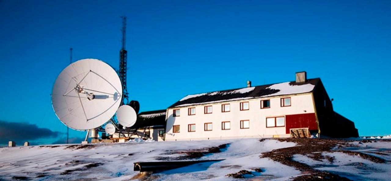 Isfjord Radio, Svalbard, Norway