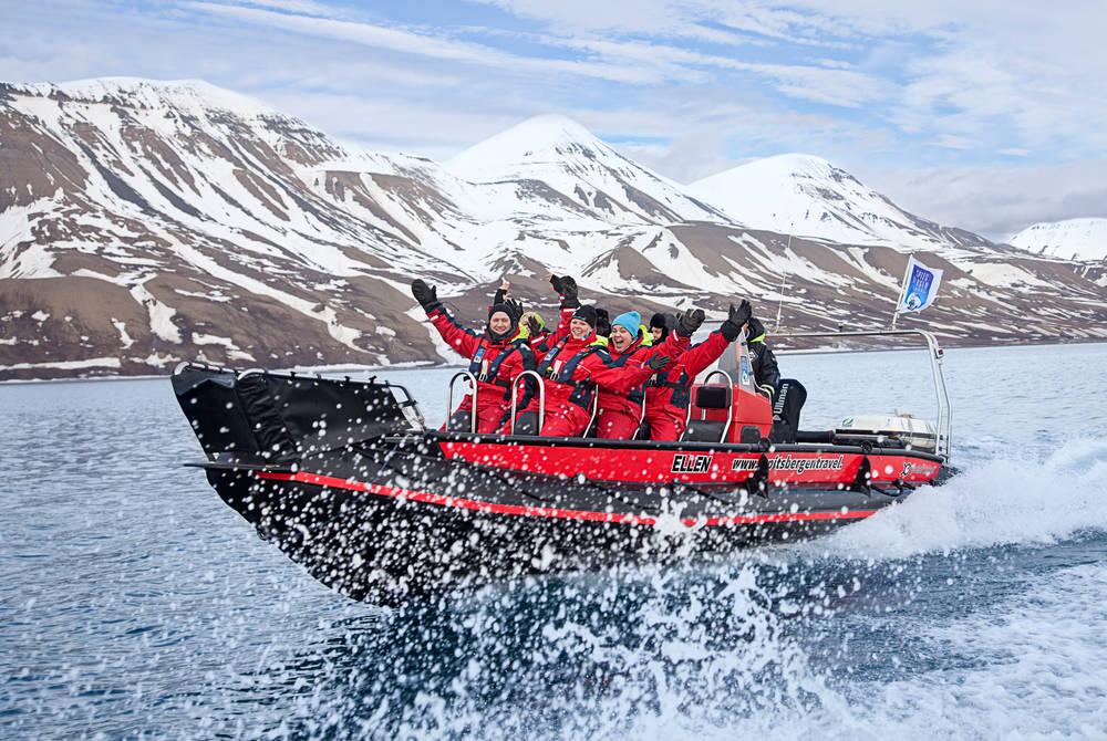 Isfjord safari