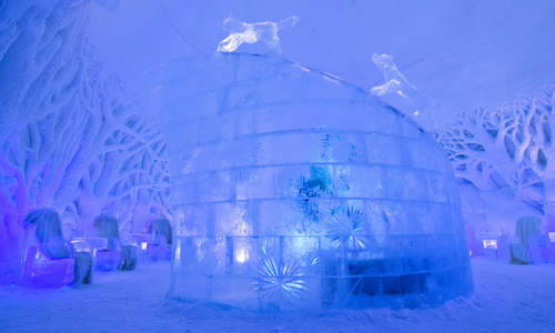 Introducing the Tromso Ice Domes