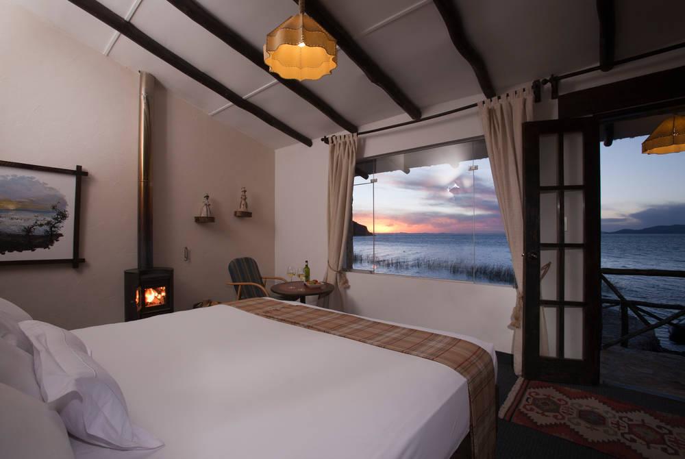 Isla Suasi Hotel, Lake Titicaca