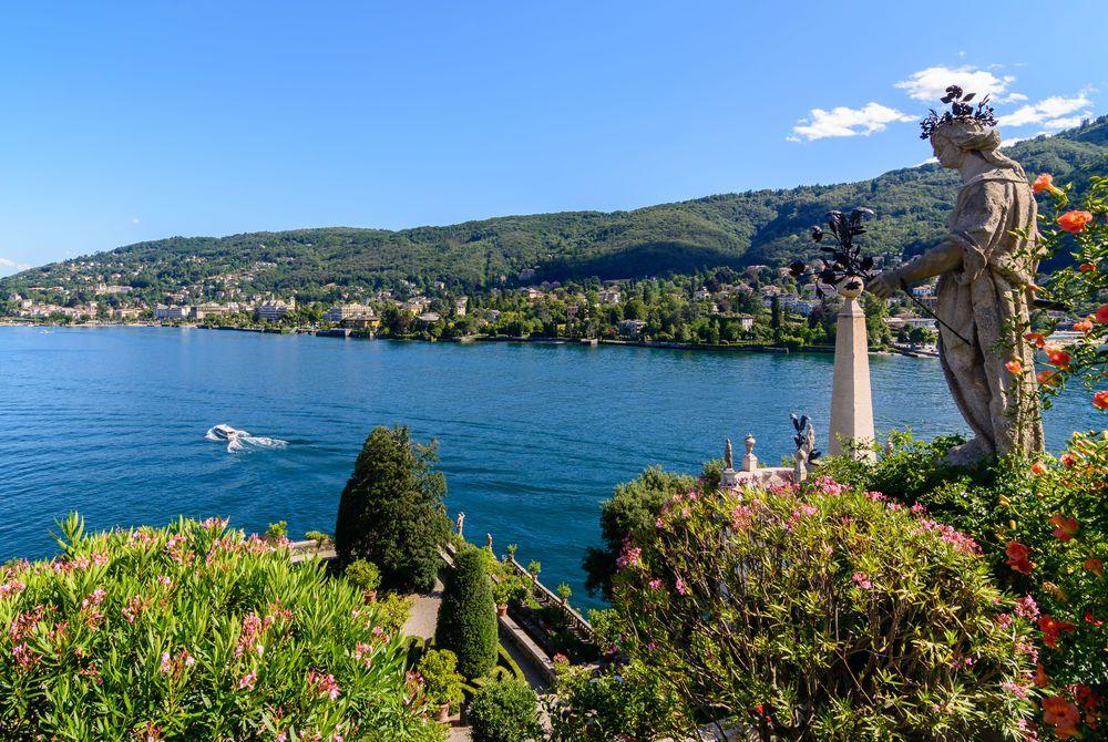 Isolabella Island, Lake Maggiore