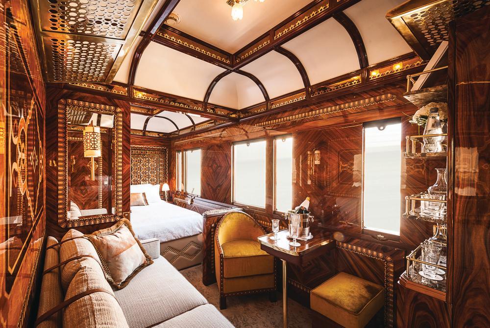 Istanbul Grand Suite, Venice Simplon-Orient-Express