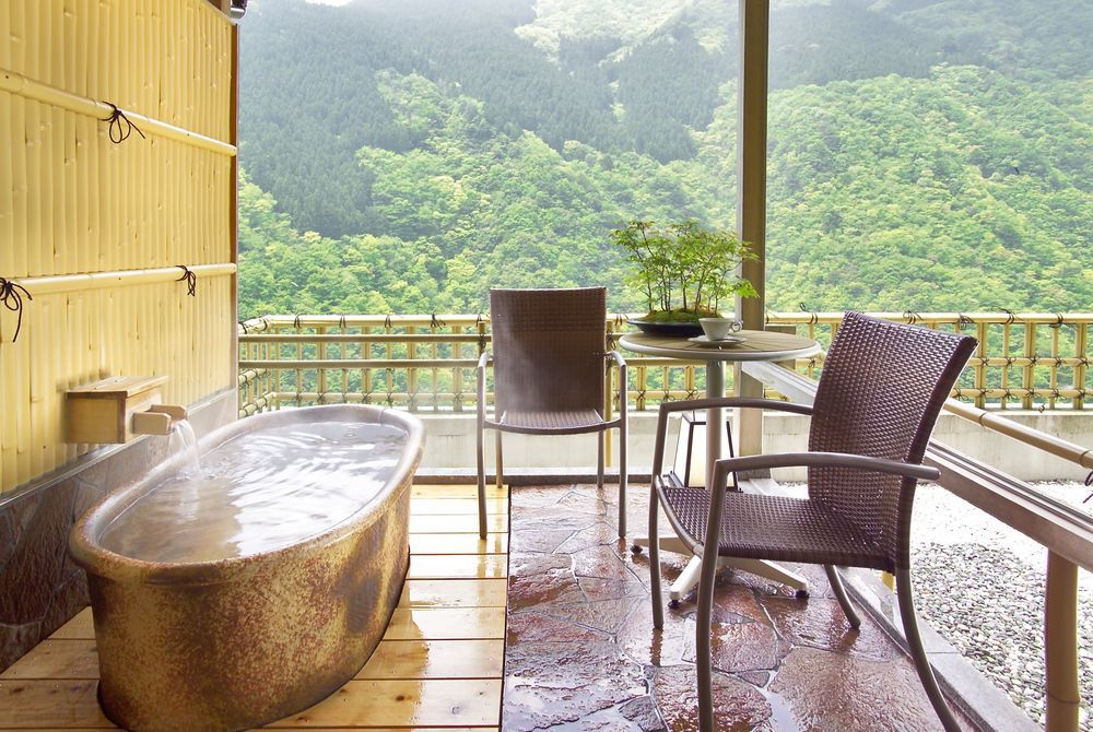 Iya Onsen Hotel, Miyoshi