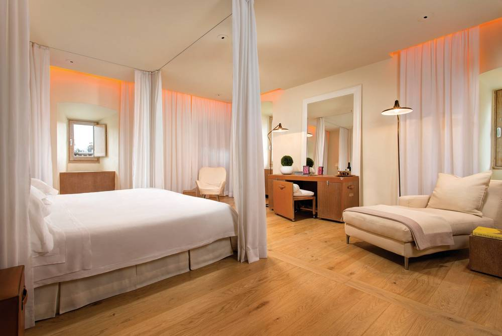 Junior suite, Continentale, Florence