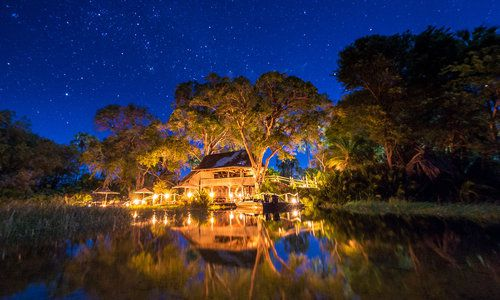 Jacana Camp, Botswana