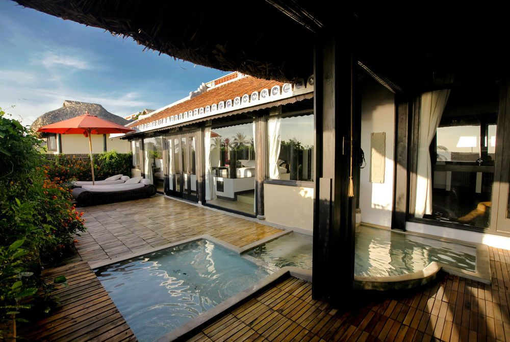 Jacuzzi Villa, Chen Sea Resort & Spa