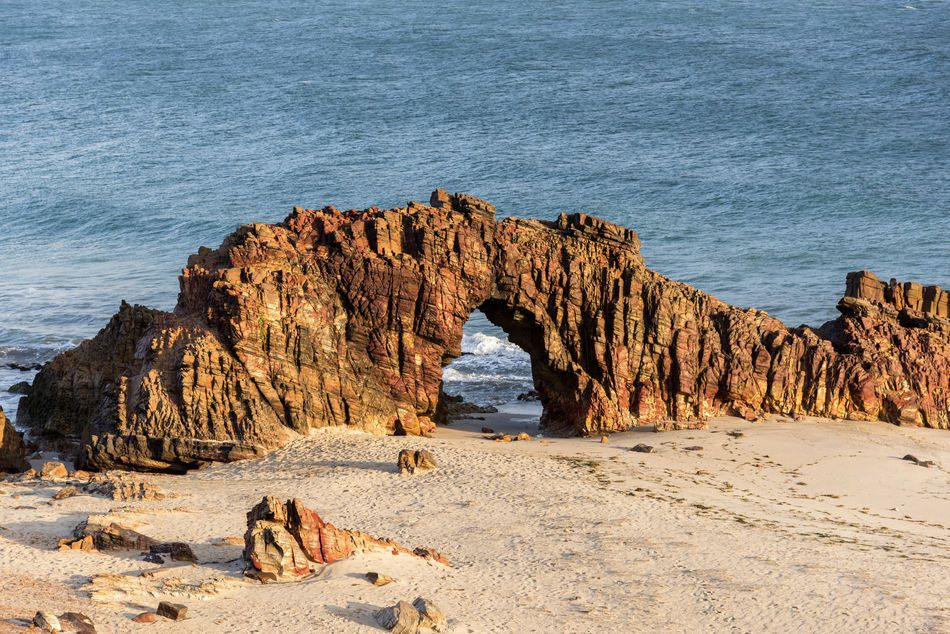 Jericoacoara beach, Natal