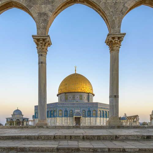 Explore the wonders of Israel