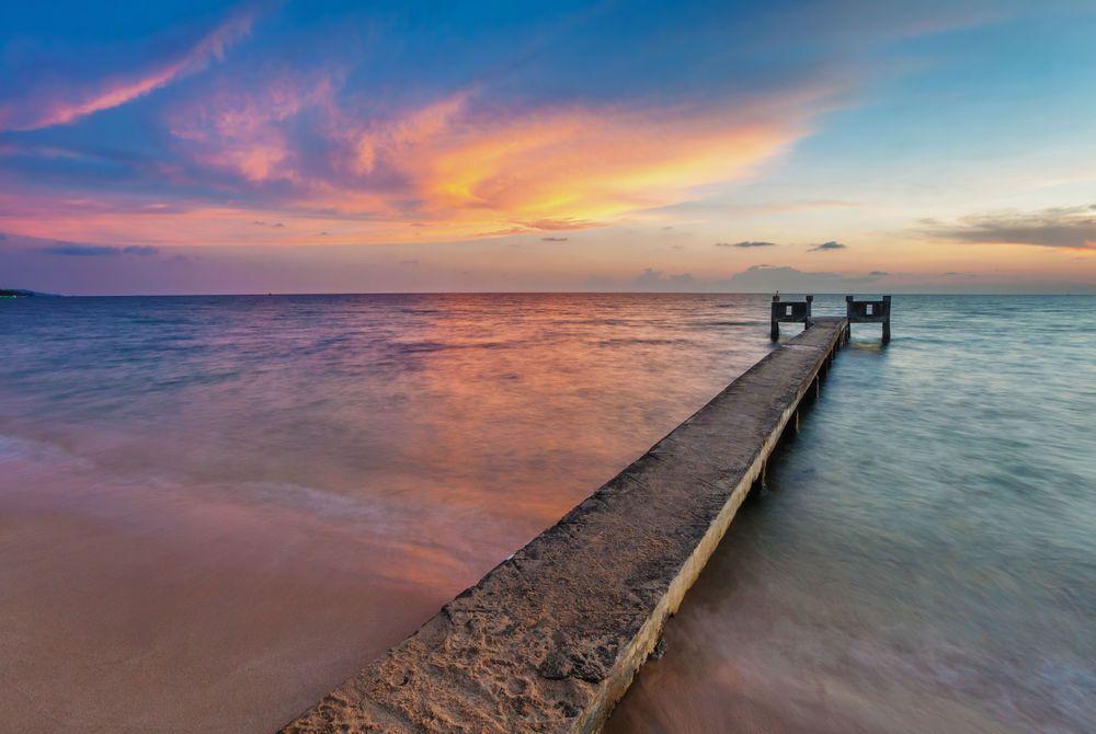 Jetty, Water, Sea, Phu Quoc, Vietnam