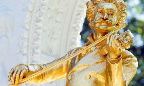 Johann Strauss, Vienna, Austria
