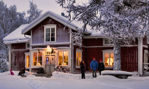 Jopikgarden, Luleå