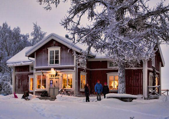 Jopikgarden, Lulea, Lapland