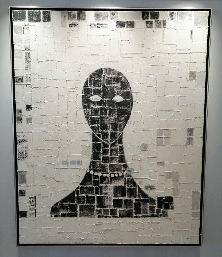 Juan Roberto Diago art on Seven Seas Splendor