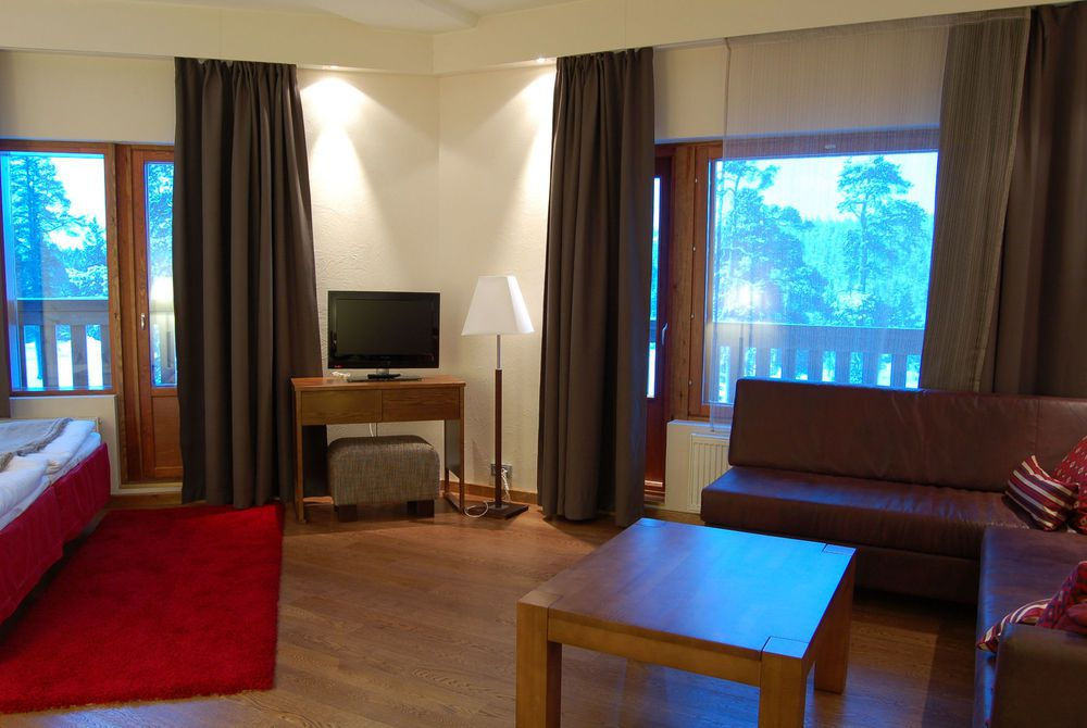 Junior Suite, Hotel Tunturi