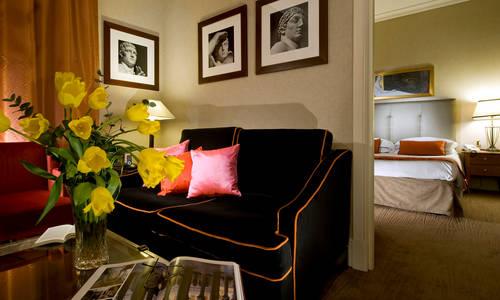 Junior suite, Hotel dei Mellini