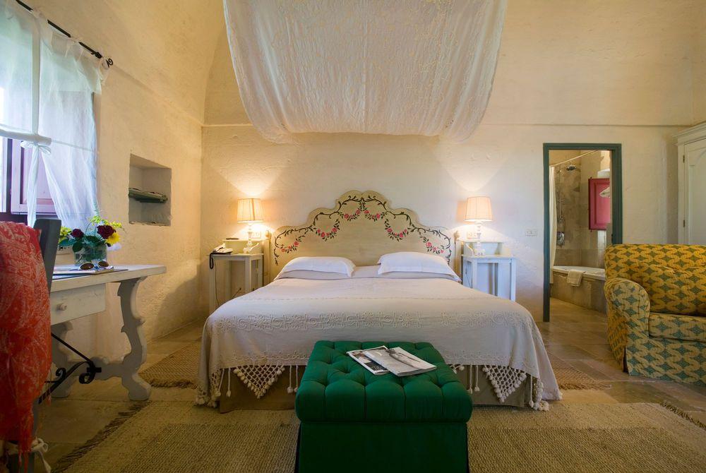 Junior suite, Masseria Torre Coccaro, Puglia