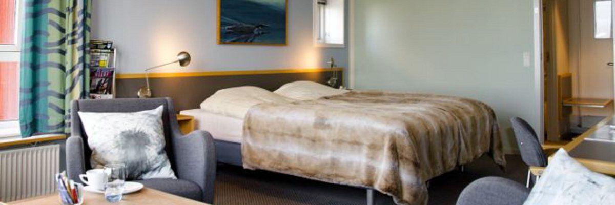 Kajak Suite, Hotel Arctic, Ilulissat, Greenland