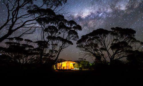 Kangaluna Camp, Gawler Ranges, Eyre Peninsula