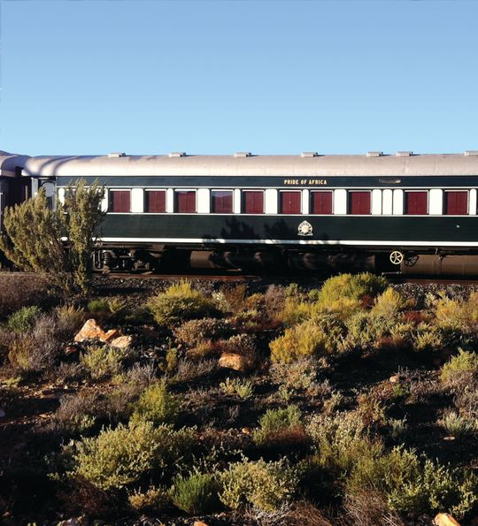 Karoo Coach, Rovos Rail