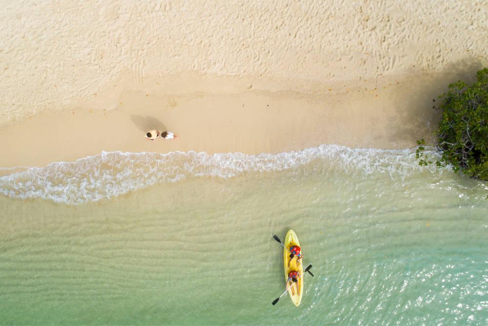 Kayaking, Finch Bay Eco Hotel, Puerto Ayora, Galapagos