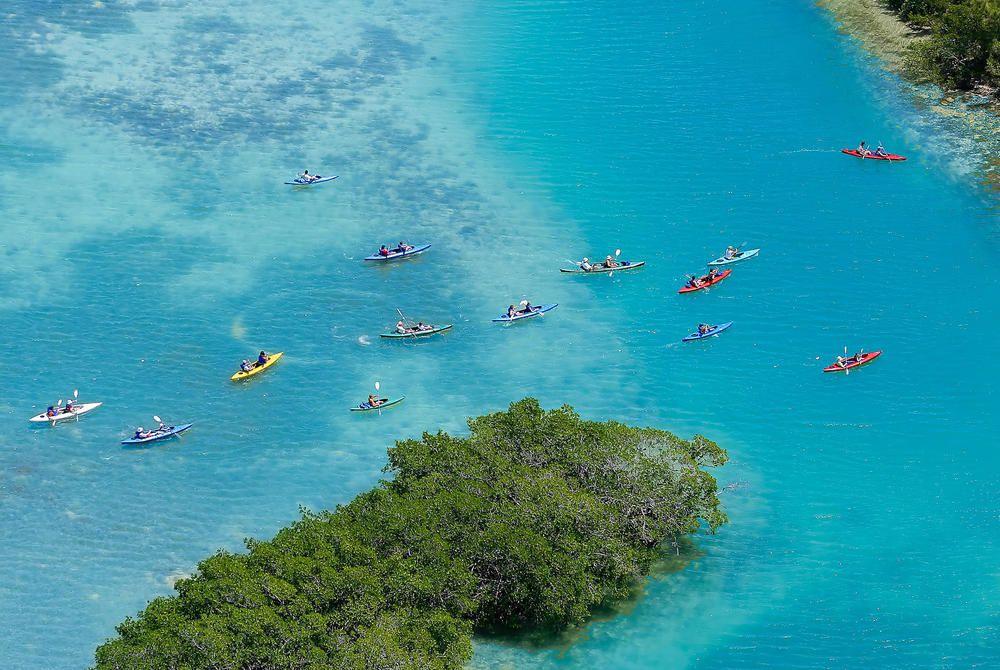 Kayaking, Florida