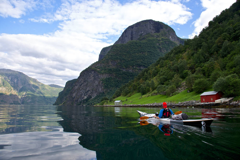 Bergen's fjords: an active adventure