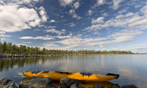 Swedish Lapland holidays for summer