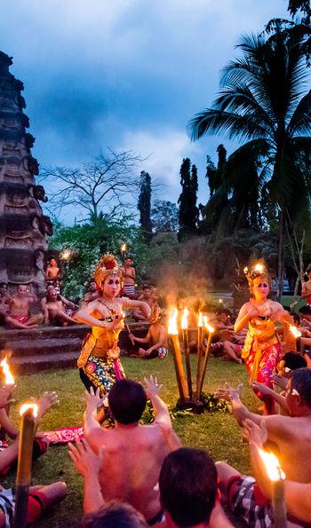 Traditional Kecak Dance