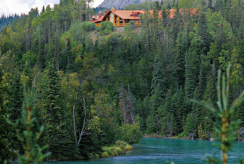 Kenai Princess Wilderness Lodge, Coopers Landing