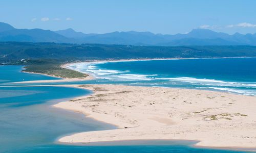 Keurbooms Lagoon, Plettenberg Bay, Garden Route, South Africa