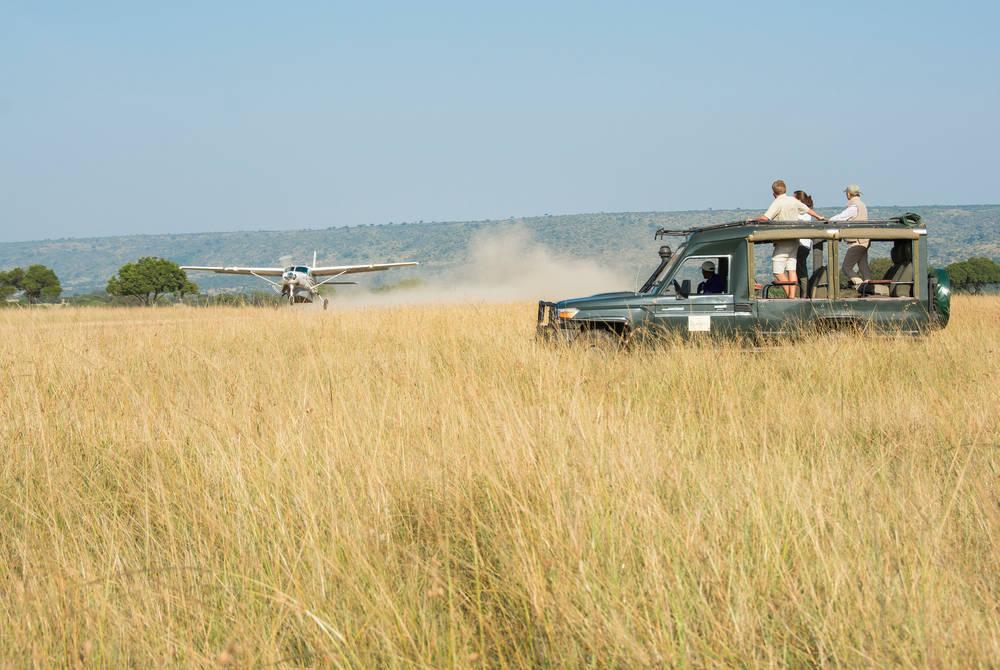 Kicheche Mara Camp, Masai Mara, Kenya