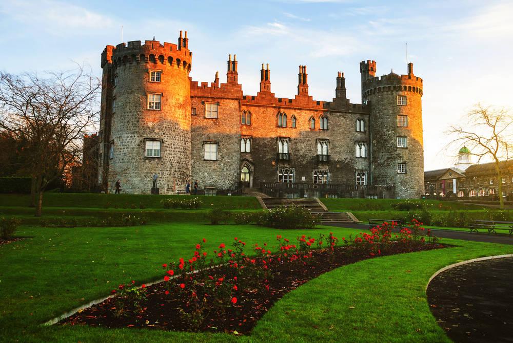 Kilkenny Castle, Waterford, Dunmore East, Ireland