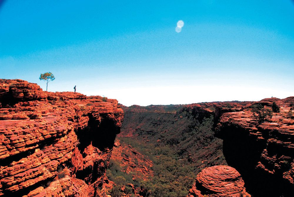 Kings Canyon, Red Centre, Northern Territory