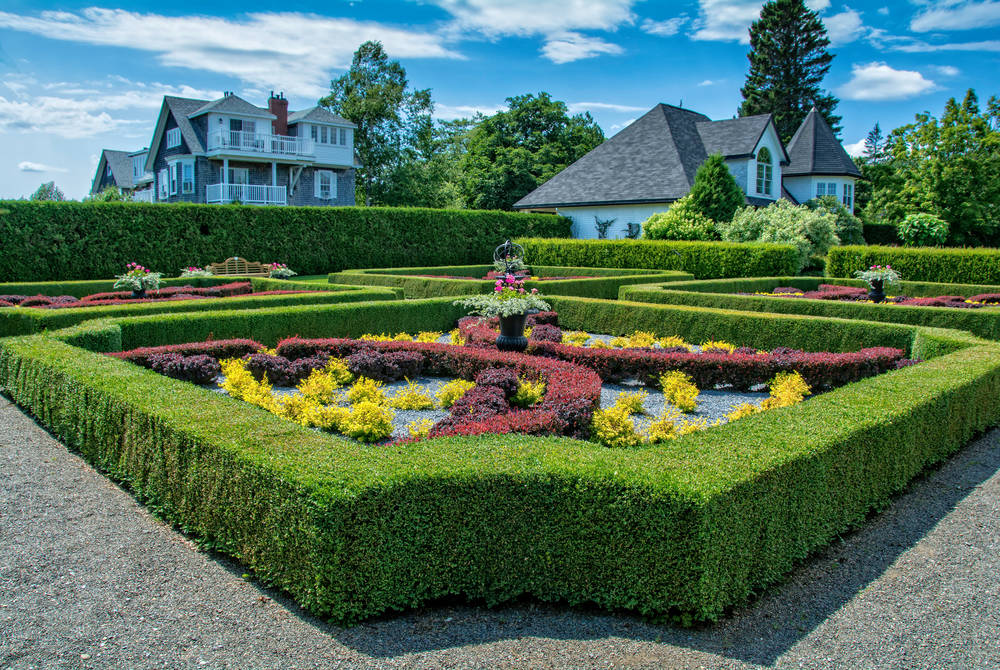 Kingsbrae Garden, St. Andrews, New Brunswick